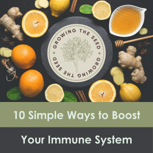 Simple Ways to Boost Your Immune System!